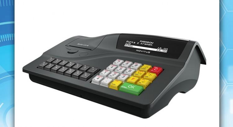 Novitus Sento E - kasa fiskalna