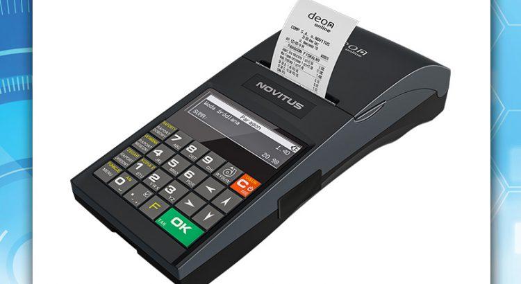 Novitus Deon Online - drukarka fiskalna