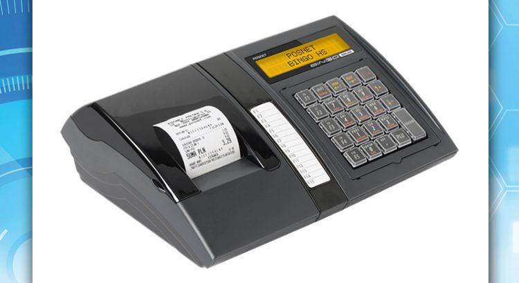 Posnet Bingo Online - kasa fiskalna