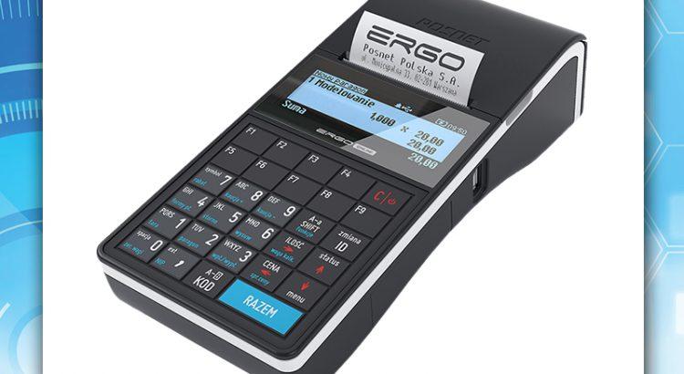 Posnet Ergo Online - mobilna kasa rejestrująca